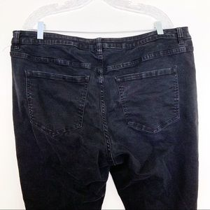 Lane Bryant Jeans - Lane Bryant Mid Rise Super Stretch Skinny Jeans